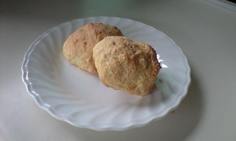 豆腐マフィン